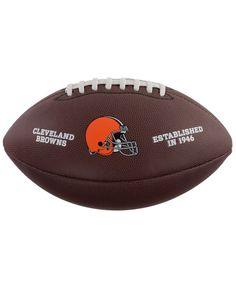 Wilson Sport Cleveland Browns Composite Football