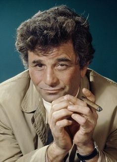 Lt. Colombo/Peter Falk was born today 9-16 in 1927. He of course played many roles in film and in TV guest roles - but most associate him with his hit TV series Colombo and he played the role off/on from 1968-2003. He passed in 2011.