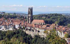 Cathédrale de Saint-Nicolas, Fribourg