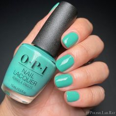 """⚜️ Larissa ⚜️ on Instagram: """"*pr* - """"My Dogsled is a Hybrid"""" by @opi is another one of the polishes being showcased in March, and this comes up in comparison requests…"""" Opi, March, Nail Polish, Nails, Beauty, Instagram, Finger Nails, Ongles, Nail Polishes"""