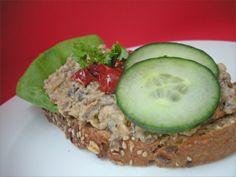 Vegetar- og veganoppskrifter: pålegg, lunsj og frokost