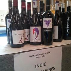Great set of wines by on tasting: Altolandon, Rayuelo, L'Ame at Helsinki Helsinki, Indie, Spanish Wine, Bottle, Finland, Wine, Flask, Jars