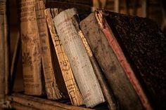 Alte Bücher, Buch, Alte, Bibliothek
