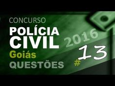 Concurso Polícia Civil Goiás PC GO 2016 - Questão Informática # 13