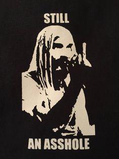Dabeno Crow Studios — Otis Driftwood from Rob Zombie's The Devil's. Rob Zombie Art, Rob Zombie Film, Zombie Movies, Scary Movies, Scary Drawings, Dark Art Drawings, Horror Icons, Horror Art, Horror Quotes
