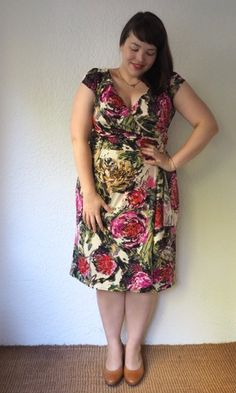 Promised You A Rose Garden | Frocks & Frou Frou