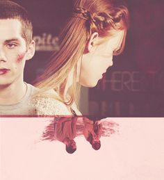 stiles and lydia... i want them together... now.