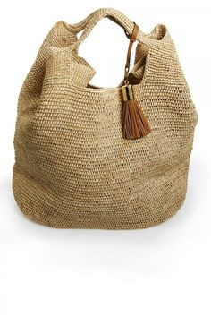 Heidi Klein Bucket Bag Beige, £220