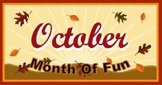 Halloween Gif, Hello October, Online Images, Gallery, Fun, Roof Rack, Funny