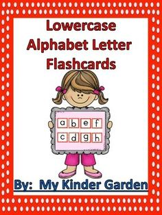 This is a set of alphabet letter cards that can be used for many different activities. These cards can be used to build letter identification fluency, to practice alphabetical order, to spell words, or can be used with the uppercase letter card set to practice matching uppercase letters to lowercase letters.
