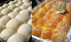 Αφράτα ψωμάκια με γάλα τύπου μαργαρίτα! Pepperoni, Margarita, Pizza, Cooking Recipes, Favorite Recipes, Bread, Cheese, Food, Brot