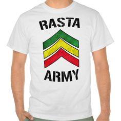 Rasta army #tshirt #rastaarmy #reggae