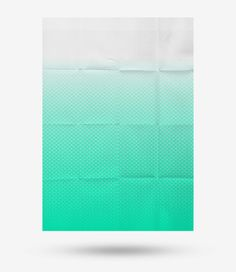 gradient //  cool // print // Source: markfrancisevans