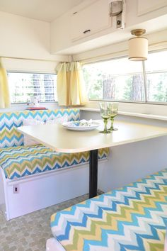 find this pin and more on caravan interior vintage camper tinytrailer