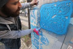I Create Ceramic Tile Illusions On Electrical Boxes And Buildings To Remind People Of Portuguese History - by Diogo Machado