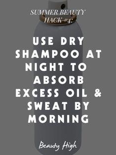 15 Hacks, Tips And Tricks On How To Really Use Dry Shampoo