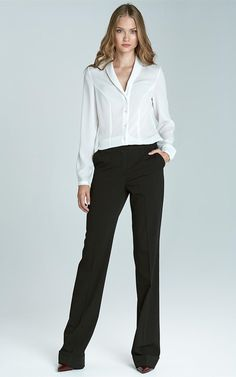 b8b555bce Without Dress, Black Blouse, Black Pants, Keep Your Cool, Work Pants,