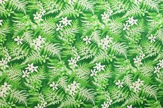 Hawaii Fabric Mart is under construction Hawaiian Print, Playsuit, Plant Leaves, Fabric, Green, Jumpsuits, Tejido, Jumpsuit, Tela