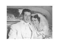Ellen and Robert Halbert, c. 1957