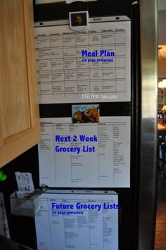 I'm working on something like this right now-making a giant list of meals by meat type (beer, pork, etc), meat free, breakfast style (could eat for breakfast or dinner/brunch), soups, desserts, etc.  Finally getting back to monthly meal planning too so help save money and make sure we are eating healthier-more produce and less processed stuff