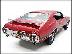 1970 Oldsmobile 442 W-30 1 of 1,032 W-30s