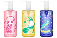 Shu Uemura's Cult Cleansing Oils Get Gussied Up For Spring