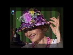 Sew the breath-taking hat and bag from bias bindings. Diy. Handmade - YouTube