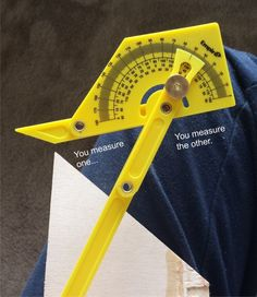 Find out the many awesome ways the Empire Protractor can be used to make measuring angles a breeze. This tool is truly underestimated.