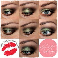Czwartkowe makijaże: Mineralnie z Lily Lolo / Thursday make-ups: Lily Lolo's Minerals - Greatdee Blog - Thank God I'm a Woman