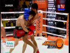 Khmer Boxing -  Morn Silong vs Ratanak Noy  - BTV Boxing  22 Jun 2014 Full Round