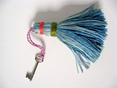 how to make a tassel - Google Search