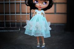 Hey, I found this really awesome Etsy listing at https://www.etsy.com/uk/listing/465730212/blythe-mint-eyes-dress-blythe-outfit
