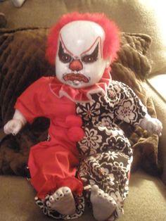 Midget Clown Urban Legend