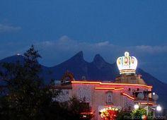 si visitas monterrey tienes que venir a comer en El rey del cabrito Monterrey NL Mex