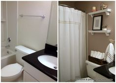 Image result for apartment bathroom before and after