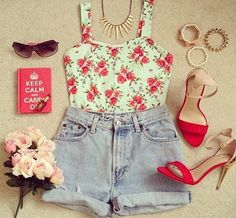 cute,  outfit -  style