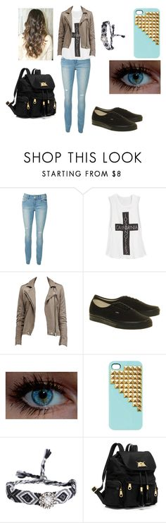 """""""#3"""" by ariana-839 ❤ liked on Polyvore featuring Vans, Pieces and Juicy Couture"""