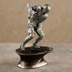 Hockey Statue