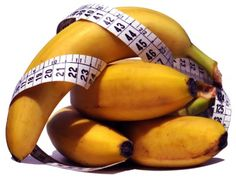 Diet For GERD with bananas