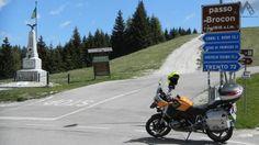 Passo Brocon (1616 m) - Alpi Occidentali