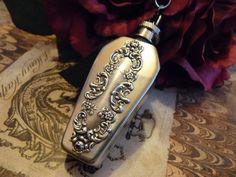 frasco de llavero de acero inoxidable frasco por BlanchardsEmporium