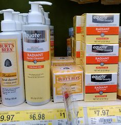 Spotted: NEW Walmart Equate Burt's Bees Dupes