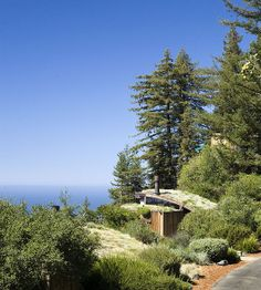 {The Polished Pebble: My Dream Home}  Post Ranch Inn, Big Sur