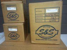 S&S Sidewinder Kit  Harley Davidson Evo Motorcycle Stroker Cylinders Flywheels #SS   #smallbiz