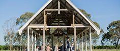 Barn wedding, Byrchendale, Victoria