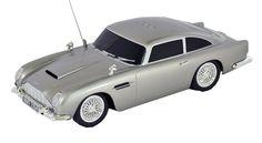 The Model Zone Level G, Radio Control James Bond Skyfall  Aston Martin DB5.