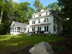 House vacation rental in Meredith from VRBO.com! #vacation #rental #travel #vrbo