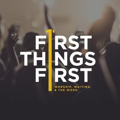 hotel publicidad First Things First Church Graphic Design, Church Design, Graphic Design Posters, Graphic Design Illustration, Collage Poster, Banner Design Inspiration, Church Sermon, Plakat Design, Event Poster Design