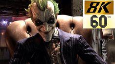 Batman: Arkham City - Teaser (Remastered 8K 60FPS) Batman Arkham City, Gotham, Spiderman Vs Superman, Teaser, Marvel Dc, Iron Man, Joker, Universe, Fictional Characters