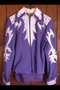 Purple Arena Shirt Rodeo Queen | eBay
